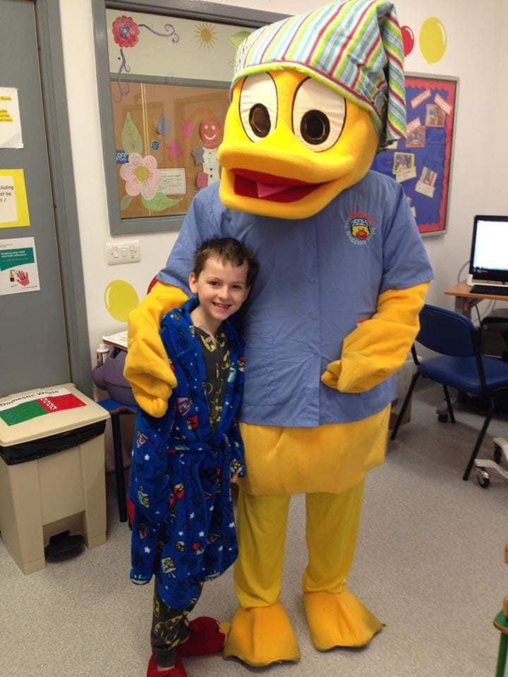Harry Chemo Duck